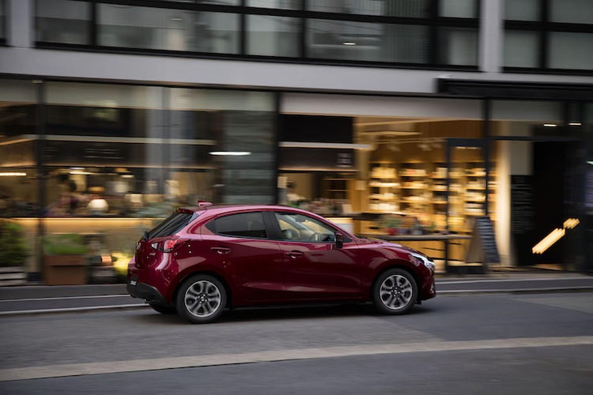 Mazda 2 va CX-3 phien ban 2017 chinh thuc ra mat-Hinh-9