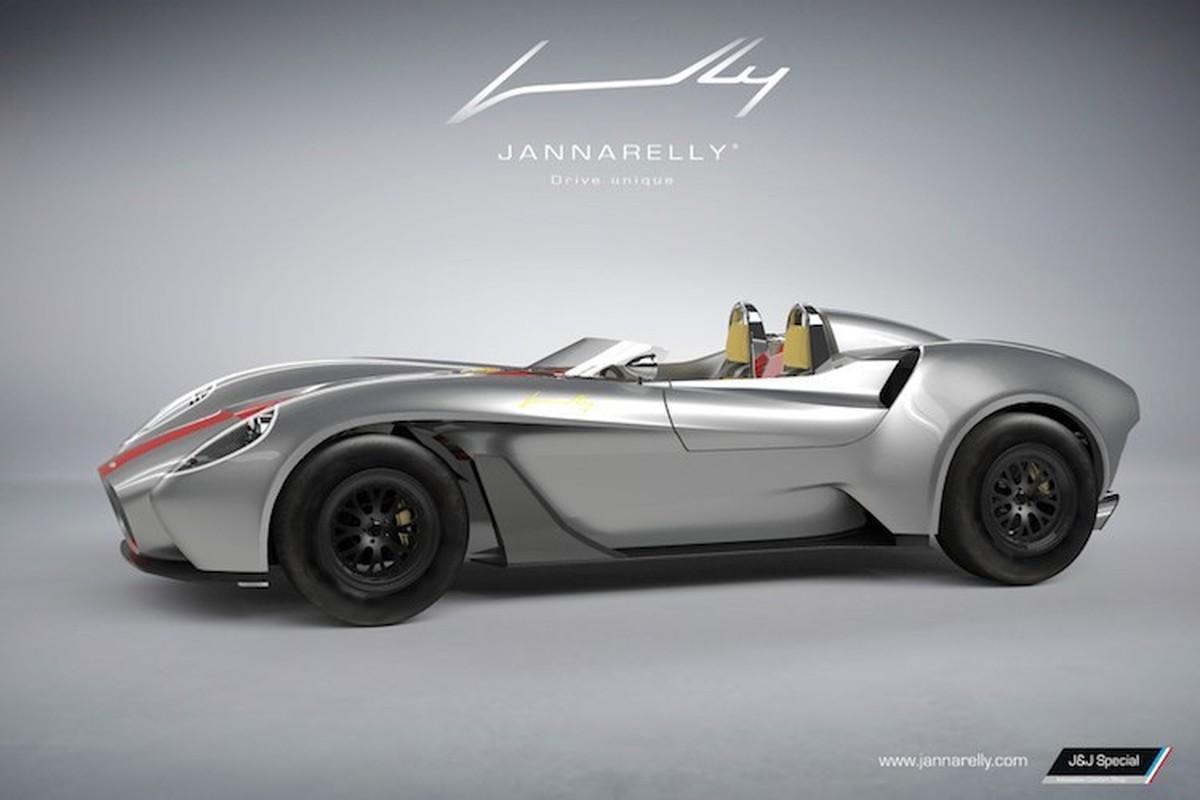 "Jannarelly Design-1 ""cha de"" cua Lykan Hypersport gia 1,8 ty-Hinh-2"