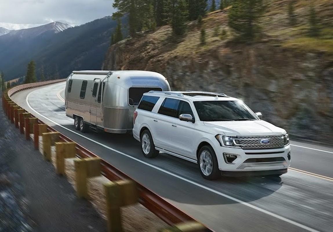 """Ford """"trinh lang"""" SUV khung nhat Expedition 2018-Hinh-11"""