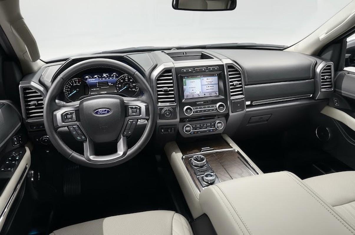 """Ford """"trinh lang"""" SUV khung nhat Expedition 2018-Hinh-4"""