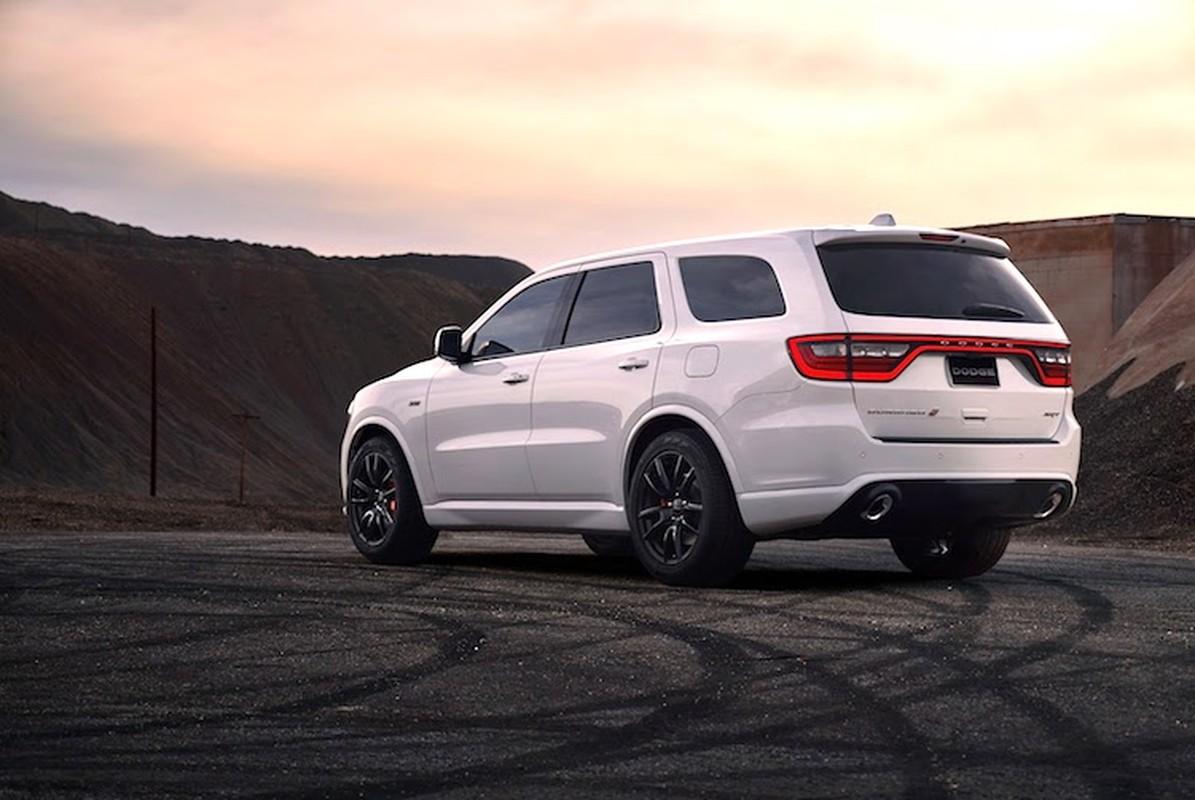 "Soi SUV ""co bap My"" sieu manh Dodge Durango SRT 2018-Hinh-3"