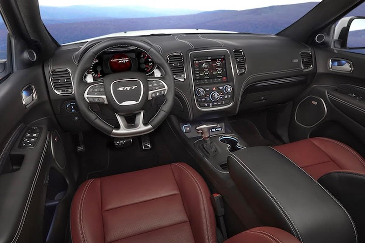 "Soi SUV ""co bap My"" sieu manh Dodge Durango SRT 2018-Hinh-4"