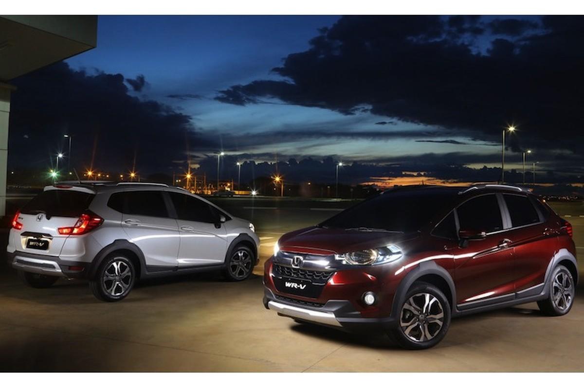 """Honda HR-V gia tu 545 trieu """"dau"""" Ford EcoSport-Hinh-9"""