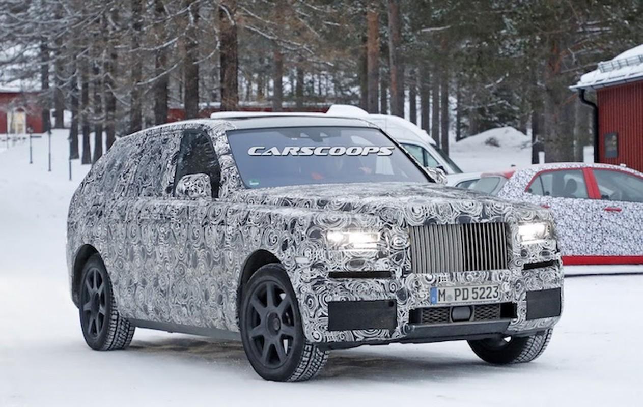Sieu SUV Rolls-Royce Cullinan