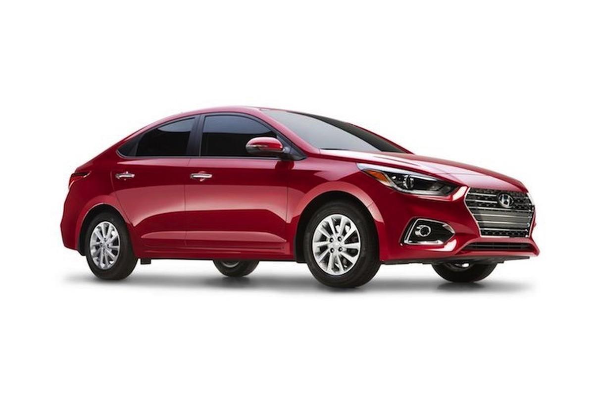 Tu A toi Z sedan Hyundai Accent