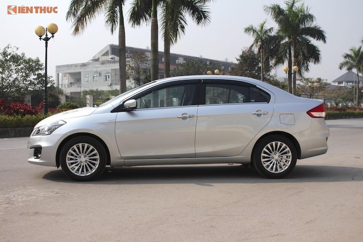 "Sedan Suzuki Ciaz tam ""thoat e"" tai thi truong oto Viet-Hinh-4"