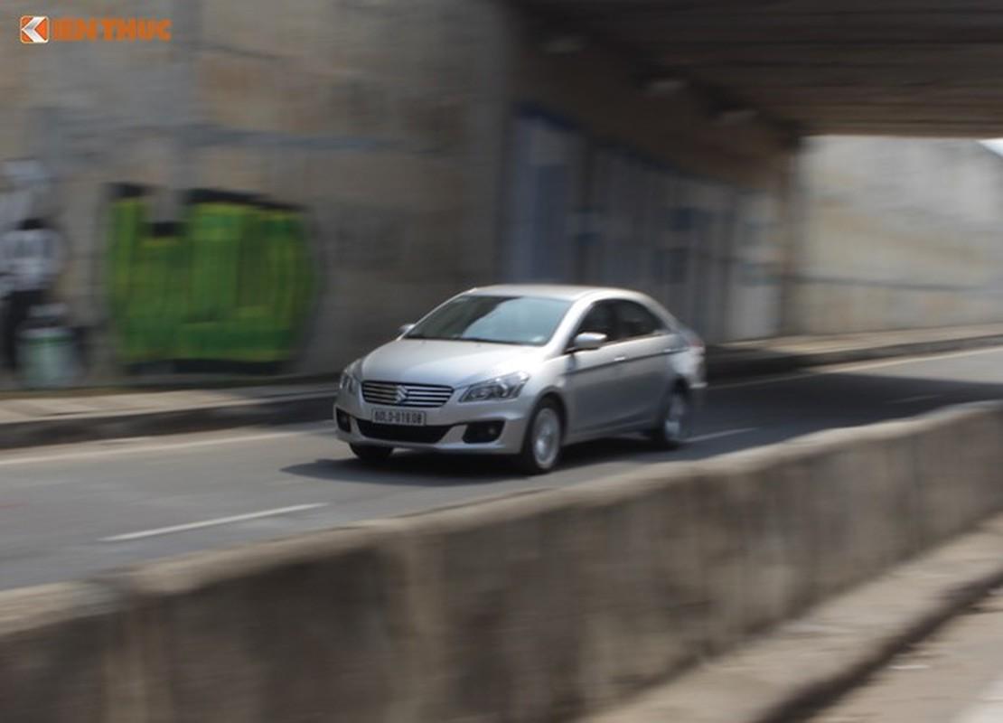 "Sedan Suzuki Ciaz tam ""thoat e"" tai thi truong oto Viet-Hinh-8"