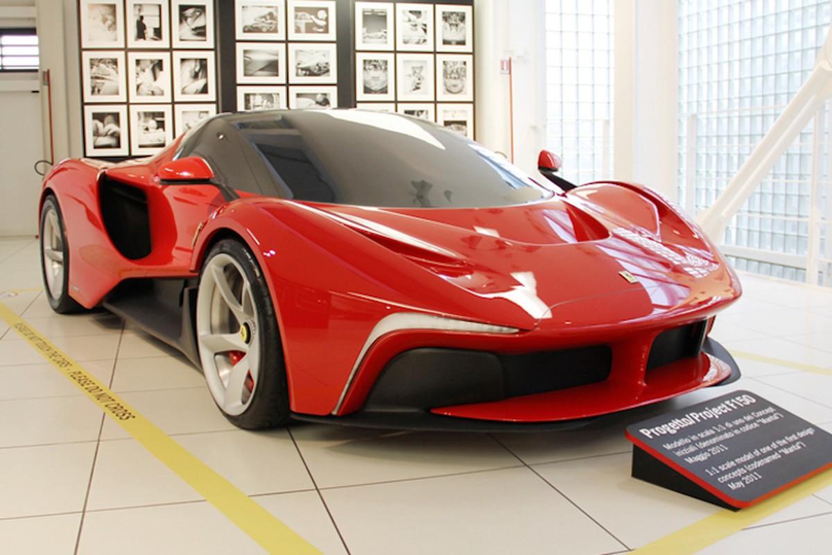 """Soi truoc sieu xe """"hang thua"""" dua tren Ferrari LaFerrari-Hinh-6"""