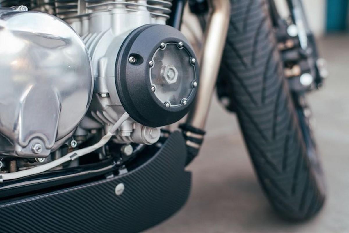 Honda CB550K do cafe racer cuc chat gia 205 trieu-Hinh-7