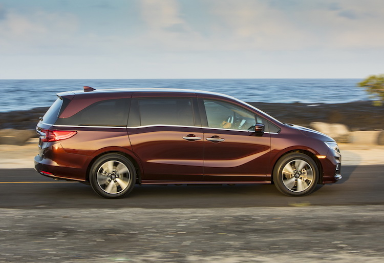 "Xe gia dinh Honda Odyssey 2017 ""chot gia"" 700 trieu-Hinh-11"
