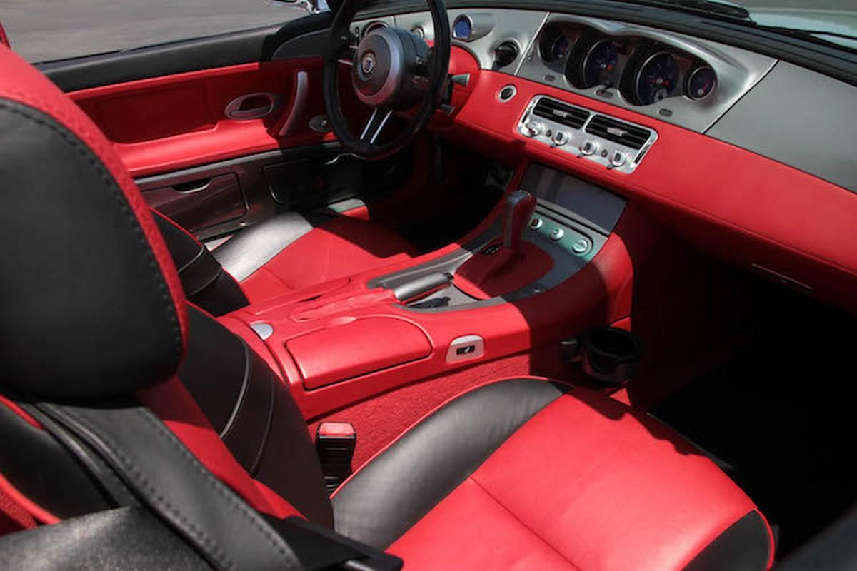 "Sau 15 nam, BMW Z8 Alpina van ""thet gia"" 5,22 ty-Hinh-4"