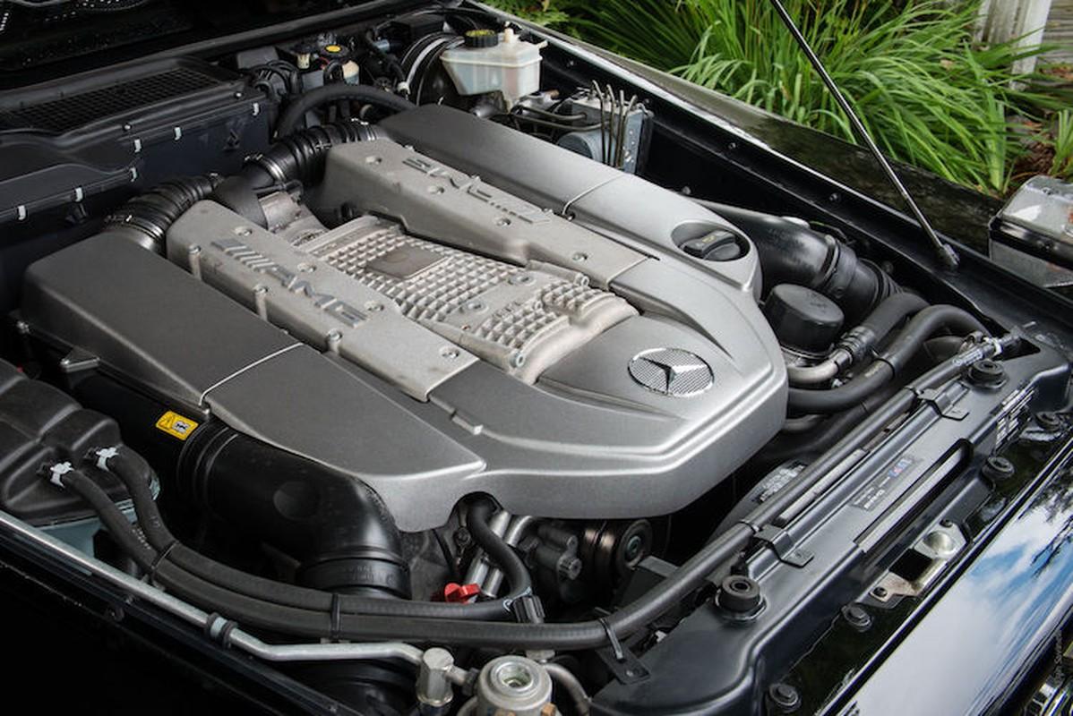 "Mercedes G55 AMG mui tran, ""hang thua"" gia 2,67 ty-Hinh-6"