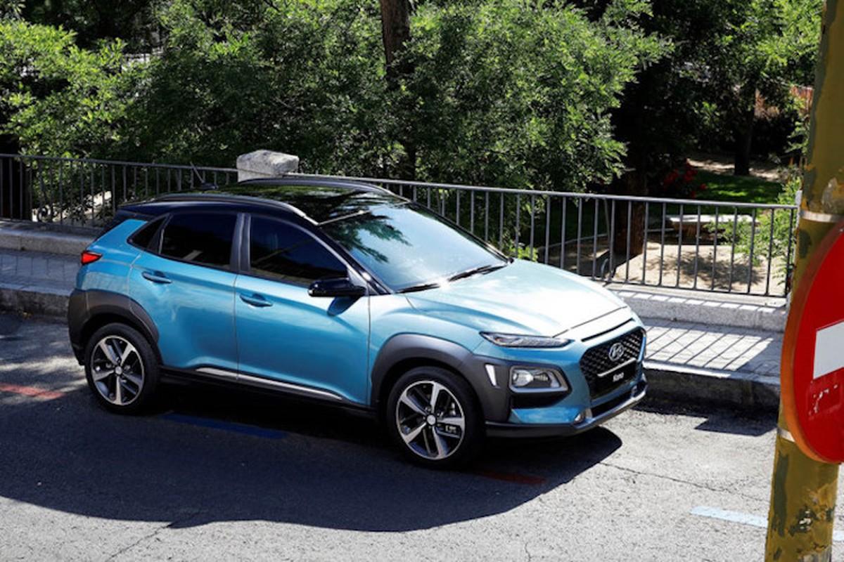 "Tu A den Z crossover Hyundai Kona ""dau"" Ford EcoSport-Hinh-12"