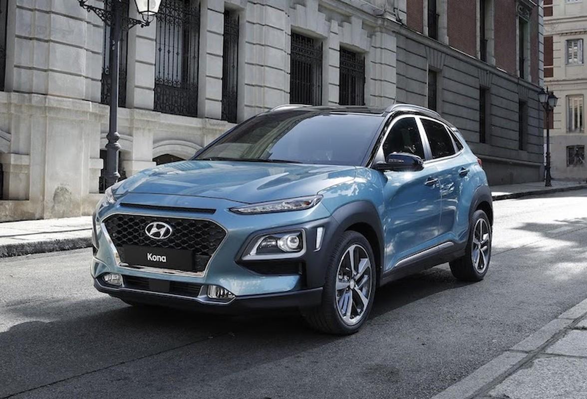 "Tu A den Z crossover Hyundai Kona ""dau"" Ford EcoSport-Hinh-7"