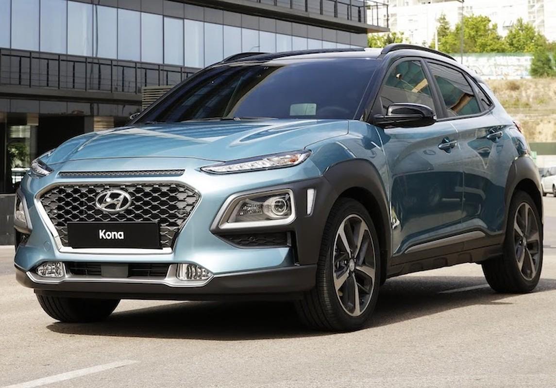 "Tu A den Z crossover Hyundai Kona ""dau"" Ford EcoSport"