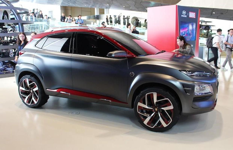 """Nguoi sat"" Hyundai Kona 2017 phien ban dac biet-Hinh-2"