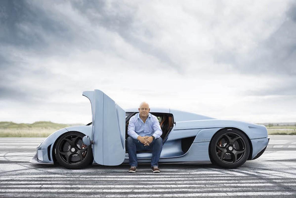 "Sieu xe Koenigsegg Regera gia hon 43 ty ""chay hang"""
