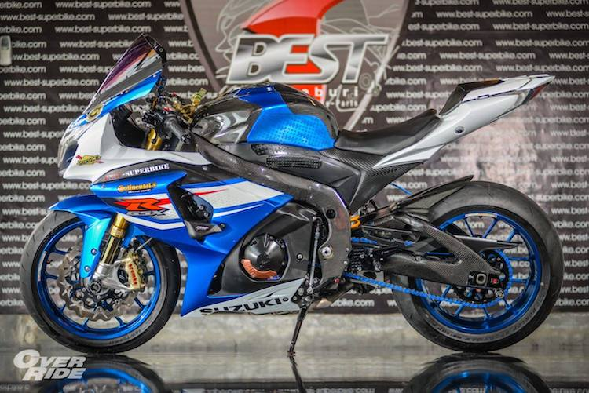 "Can canh sieu moto Suzuki GSX-R1000 do ""sieu khung""-Hinh-2"