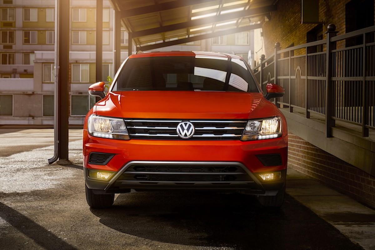 Chot gia 659 trieu, Volkswagen Tiguan quyet ha Honda CR-V-Hinh-2