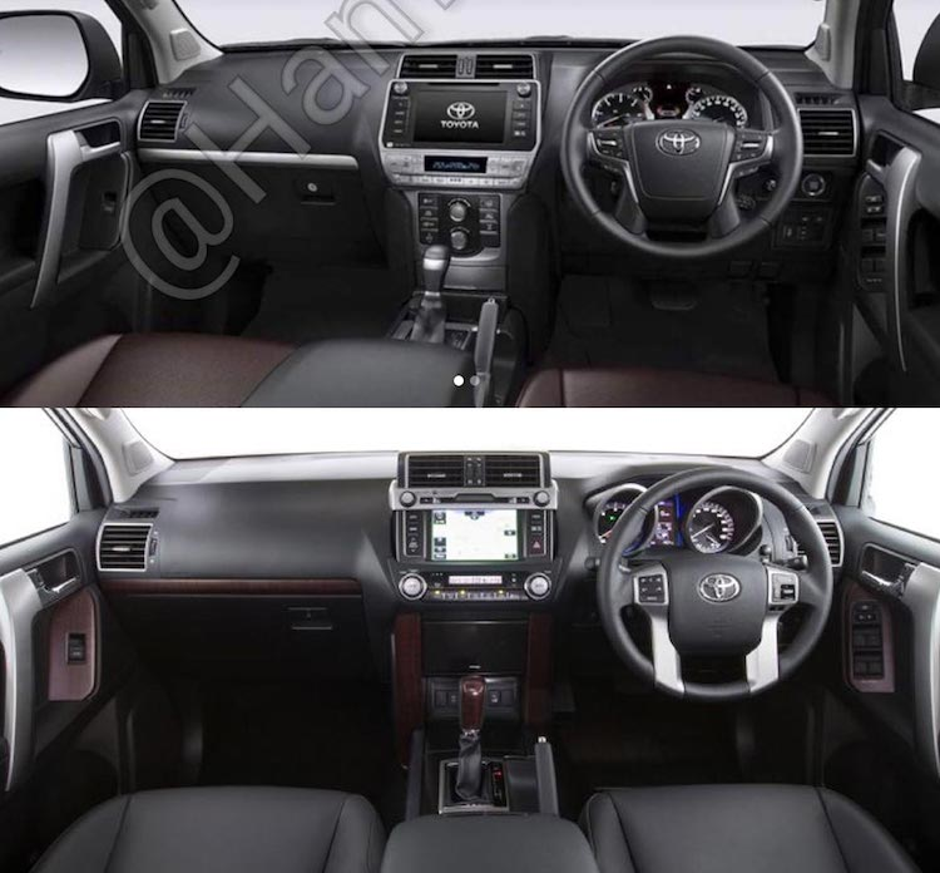 """""""Hang nong"""" Toyota Land Cruiser Prado 2018 lan dau lo dien-Hinh-4"""