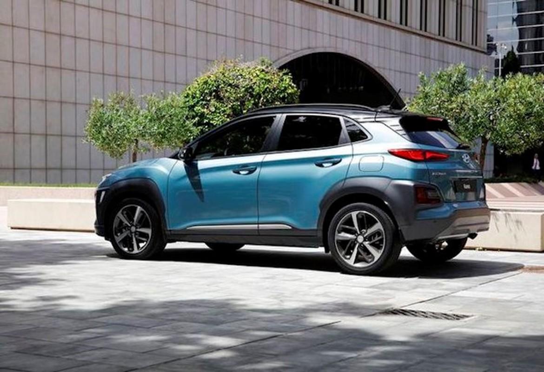 Bo doi xe gia re Hyundai Kona va Kia Stonic co gi?-Hinh-9