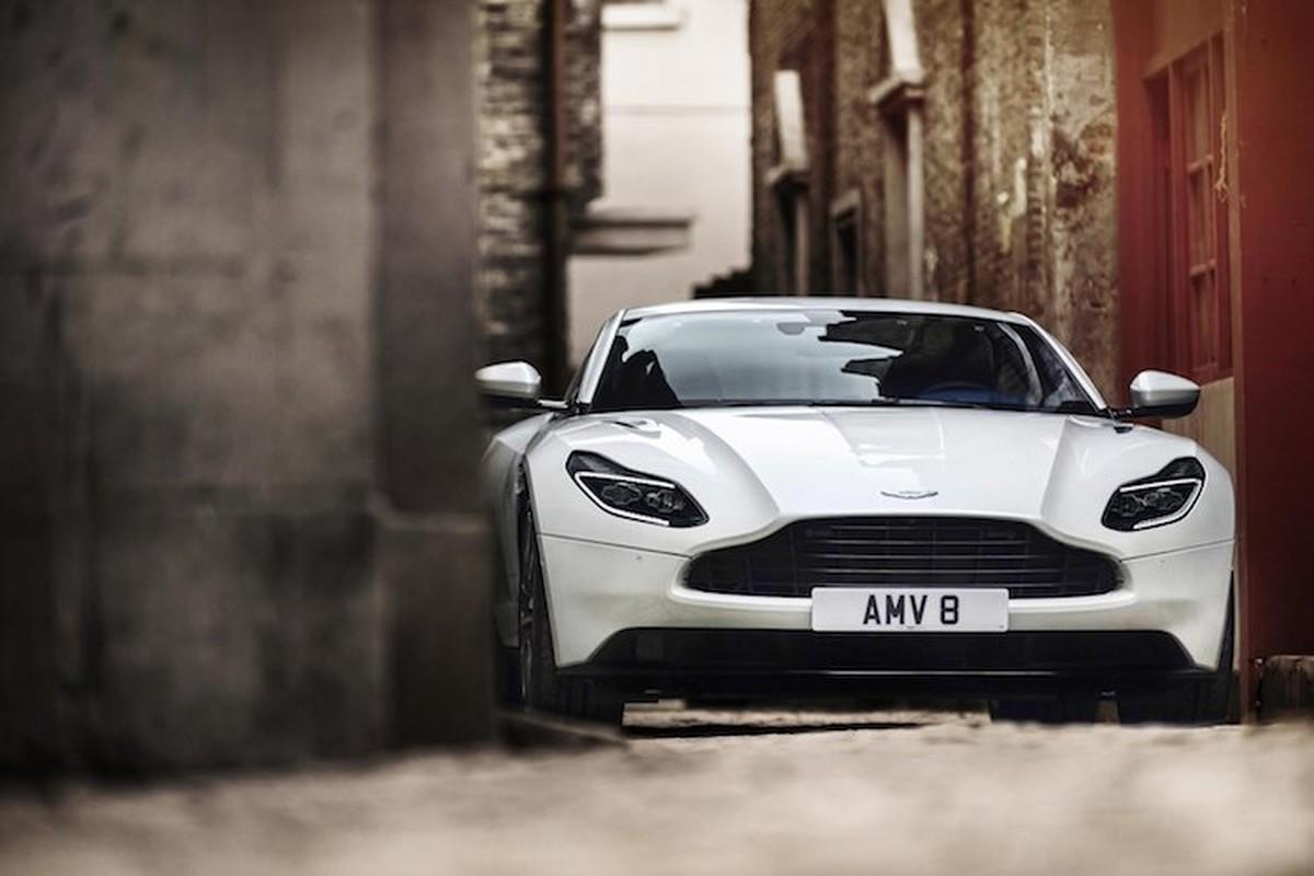 """Sieu xe Aston Martin DB11 may Mercedes """"gia re"""" 4,52 ty-Hinh-2"""