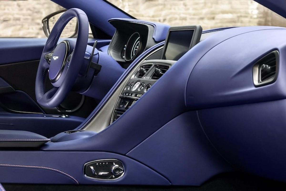 """Sieu xe Aston Martin DB11 may Mercedes """"gia re"""" 4,52 ty-Hinh-5"""