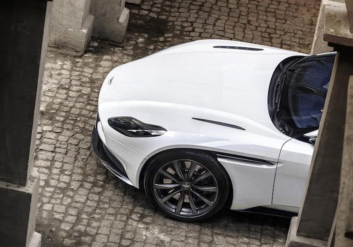 """Sieu xe Aston Martin DB11 may Mercedes """"gia re"""" 4,52 ty-Hinh-8"""