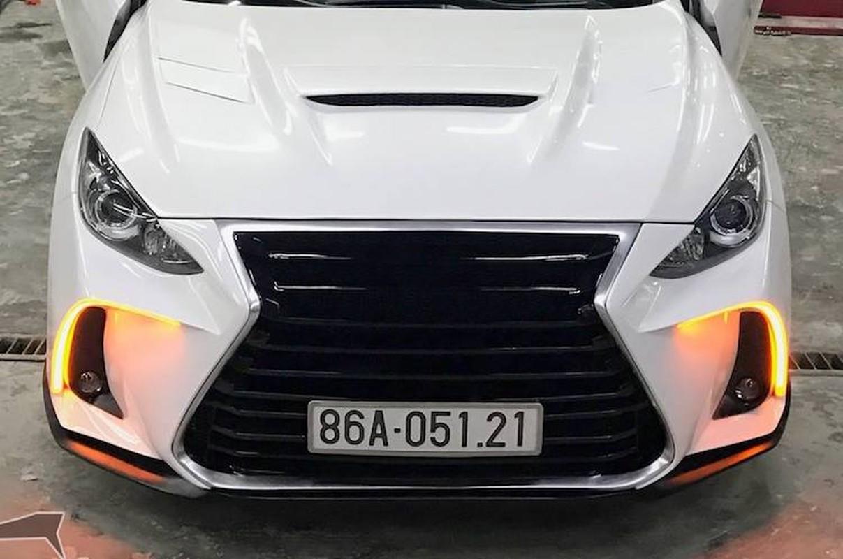 Tho Sai Gon bien hinh Mazda 3 thanh sieu xe Lexus-Hinh-3