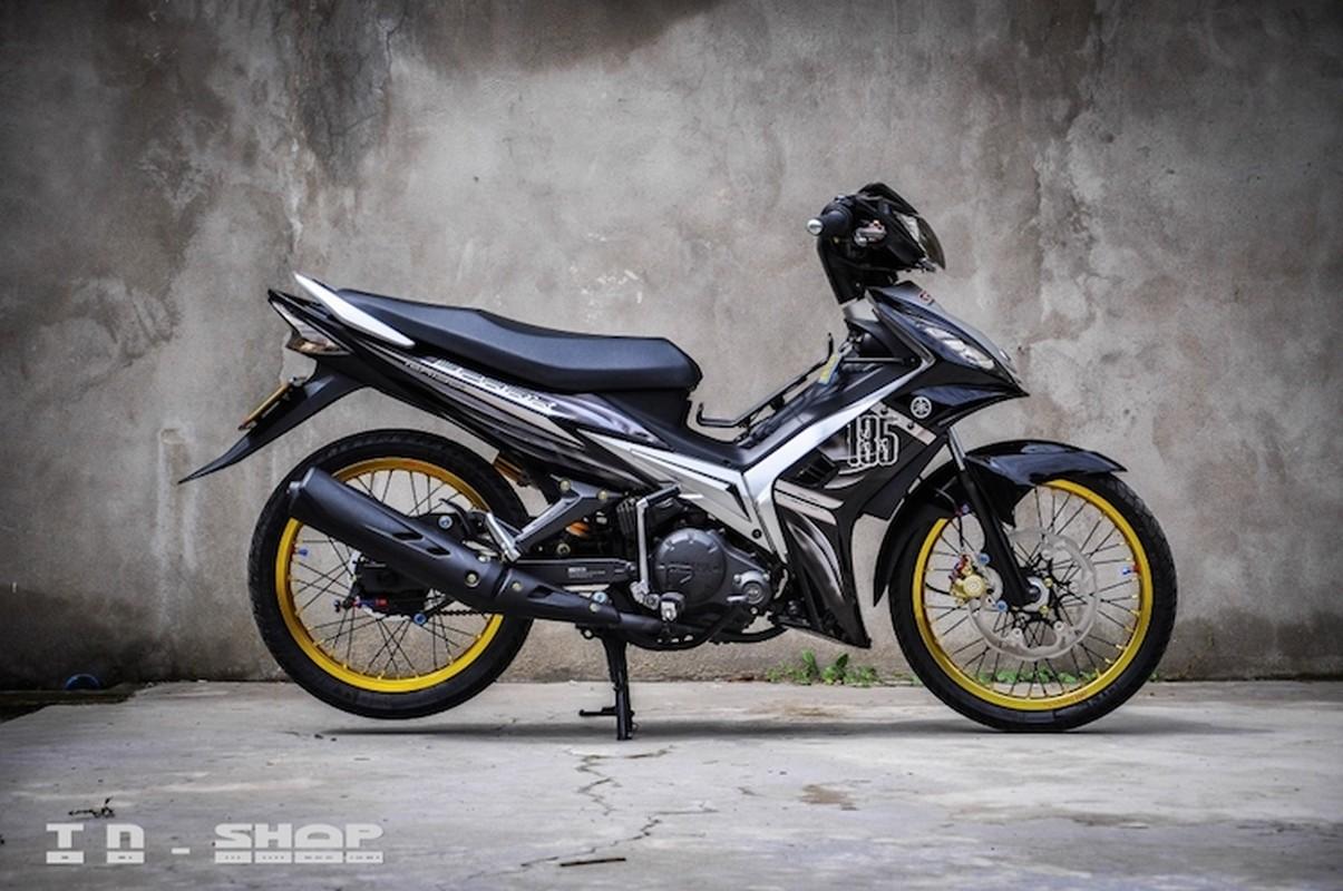 """Yamaha Exciter 135 """"do kieng"""", sieu chat tai Sai Gon-Hinh-2"""
