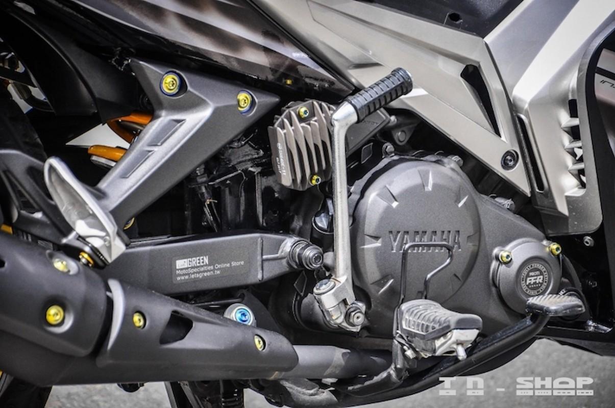 """Yamaha Exciter 135 """"do kieng"""", sieu chat tai Sai Gon-Hinh-6"""