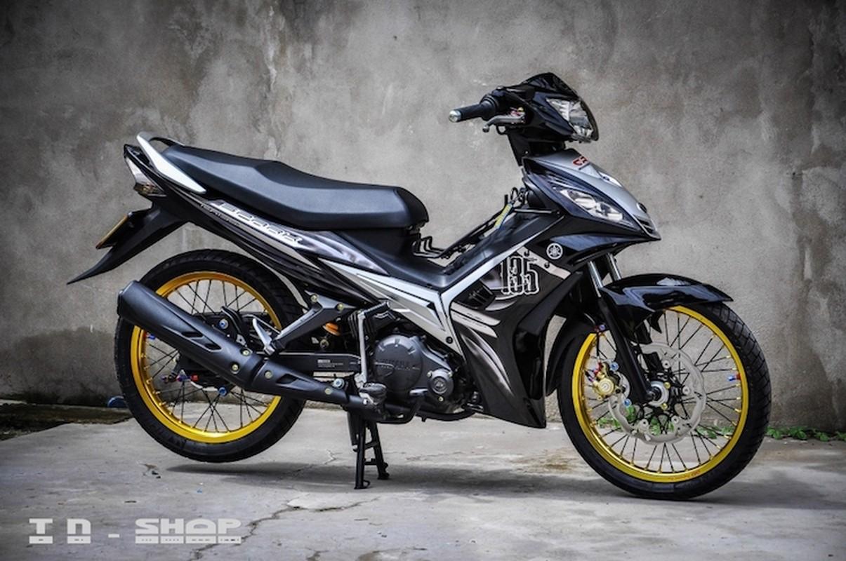 """Yamaha Exciter 135 """"do kieng"""", sieu chat tai Sai Gon-Hinh-8"""