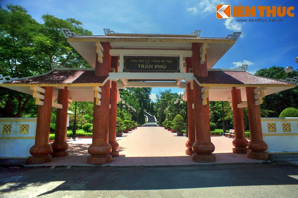 Kham pha khung canh tuyet dep noi co TBT Tran Phu an nghi