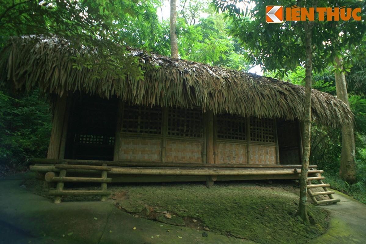 Tham noi o va lam viec cua Bac Ho o chien khu Tan Trao-Hinh-5