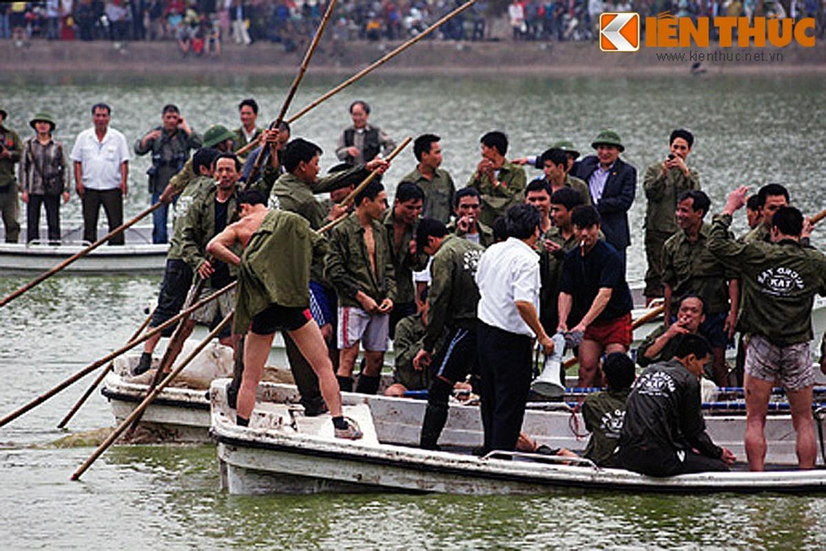 Anh doc: Bo doi dac cong bat cu Rua ho Guom 2011-Hinh-17