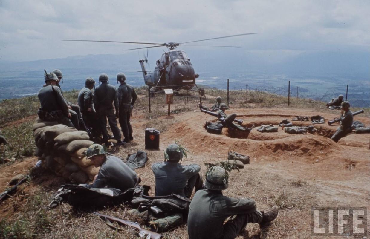Anh cuc doc linh My dau tien toi Viet Nam tham chien (2)-Hinh-8