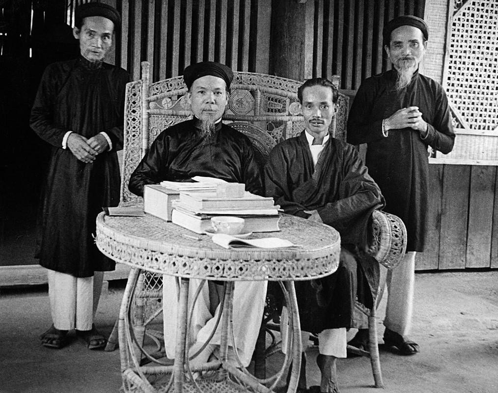 Anh doc ve dao Cao Dai o mien Nam nam 1930-Hinh-12