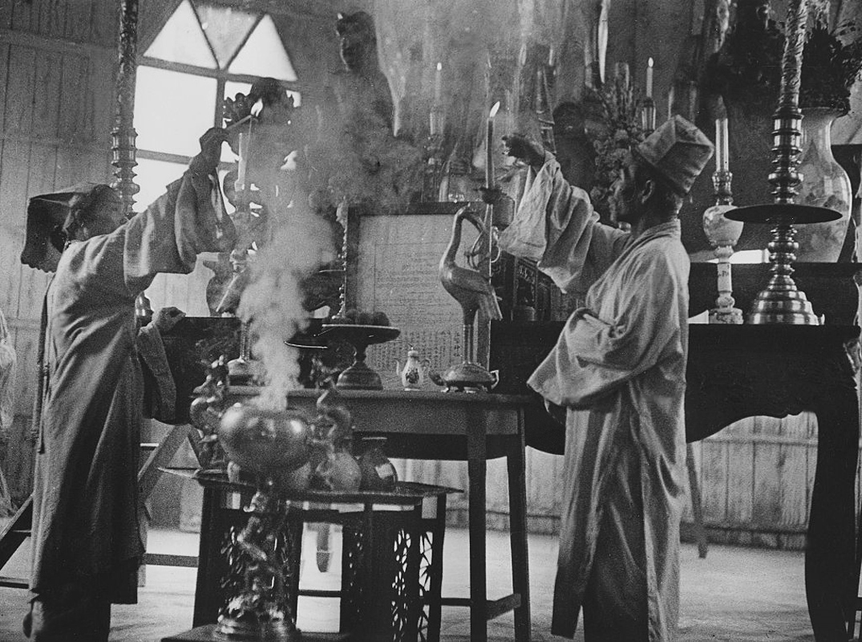 Anh doc ve dao Cao Dai o mien Nam nam 1930-Hinh-6