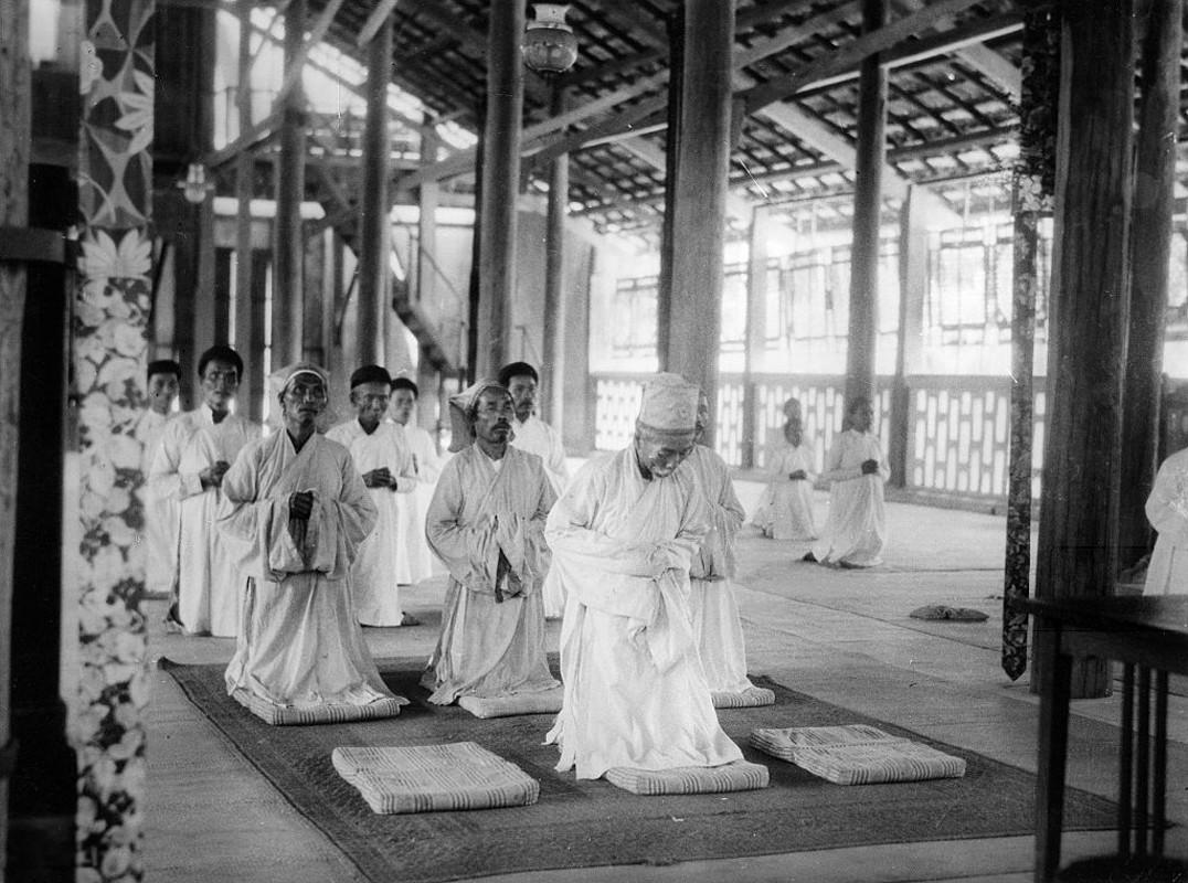 Anh doc ve dao Cao Dai o mien Nam nam 1930-Hinh-7