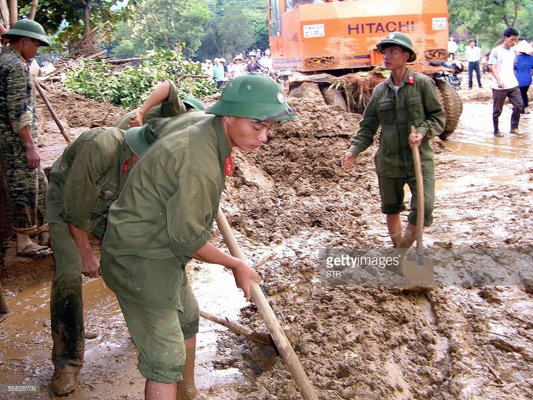 Anh thien tai o Viet Nam cua truyen thong quoc te