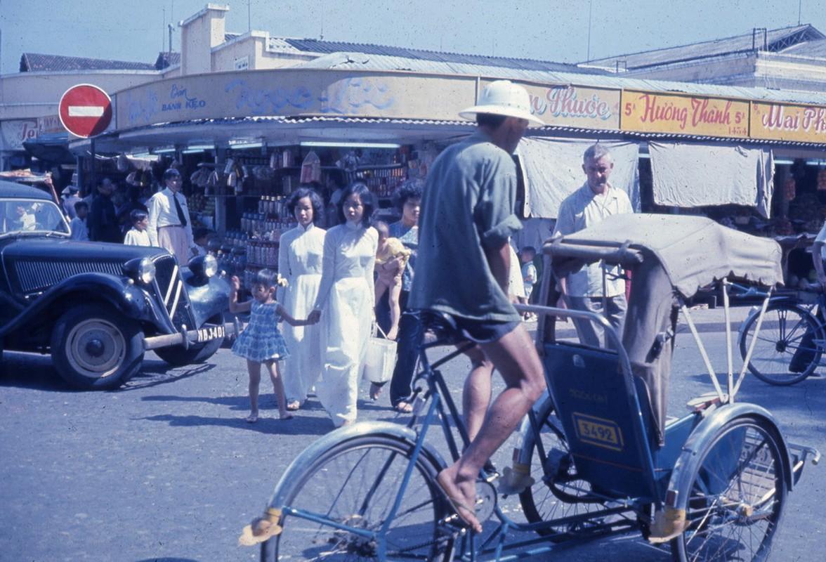 Sai Gon nam 1963 sac net trong anh cua Folklore Atelier
