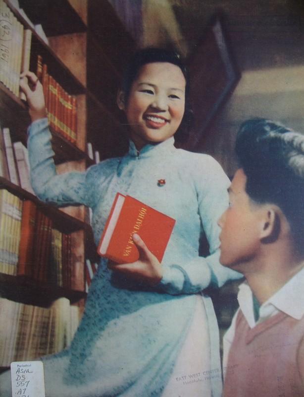 "Anh mau ""hoan hao"" ve mien Bac Viet Nam thap nien 1960-Hinh-7"