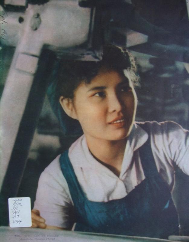 "Anh mau ""hoan hao"" ve mien Bac Viet Nam thap nien 1960"