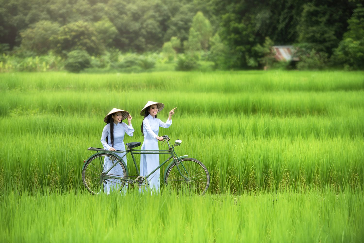 Dep me man thieu nu ao dai Viet trong anh nguoi Thai-Hinh-3