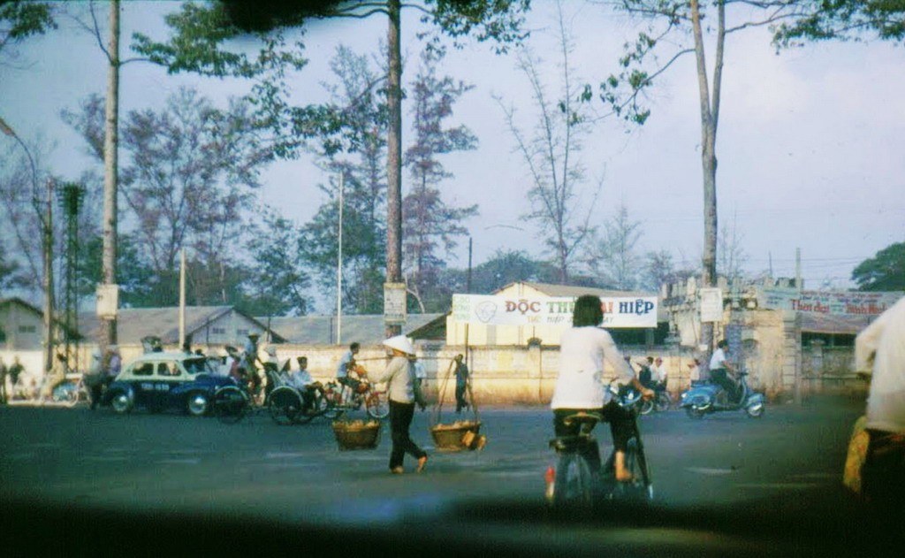Anh hiem: Khoanh khac thu vi ve Sai Gon nam 1967-Hinh-2