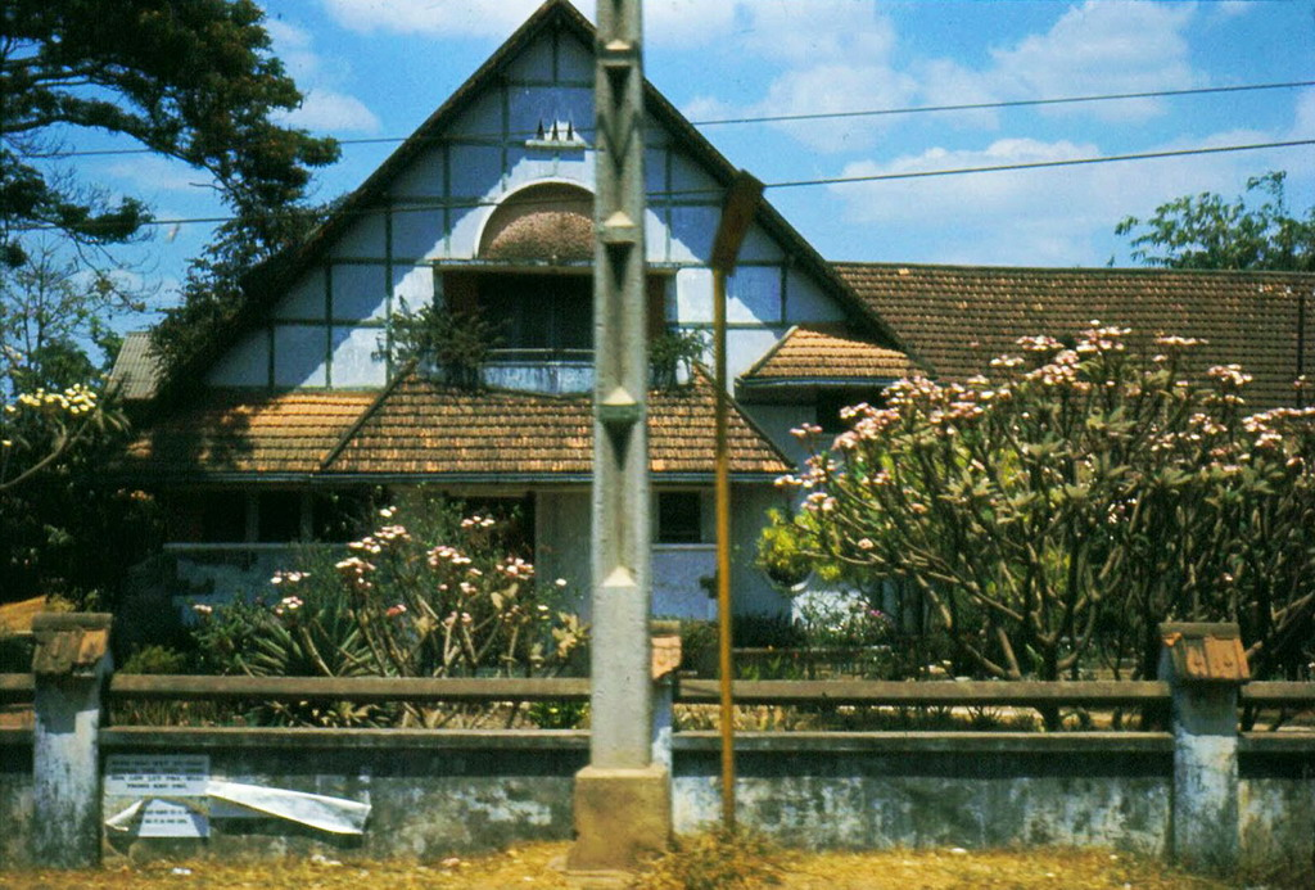 Anh hiem: Khoanh khac thu vi ve Sai Gon nam 1967