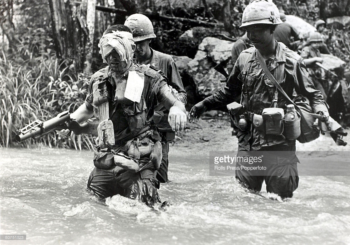Loat anh it nguoi biet ve cuoc chien tranh Viet Nam (1)-Hinh-3