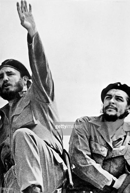 Anh lich su it biet ve lanh tu Cuba Fidel Castro (1)-Hinh-10