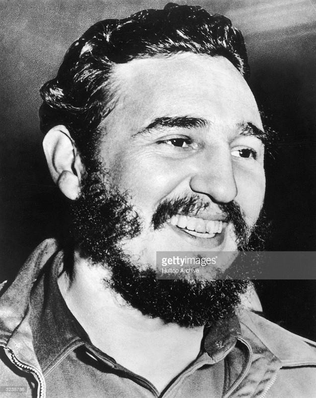 Anh lich su it biet ve lanh tu Cuba Fidel Castro (1)-Hinh-11