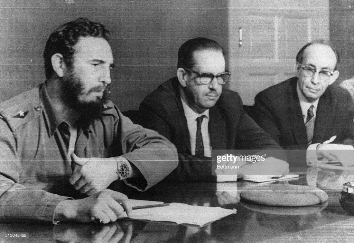 Anh lich su it biet ve lanh tu Cuba Fidel Castro (1)-Hinh-14